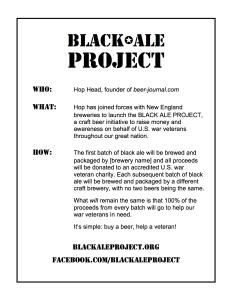 blackaleproject3